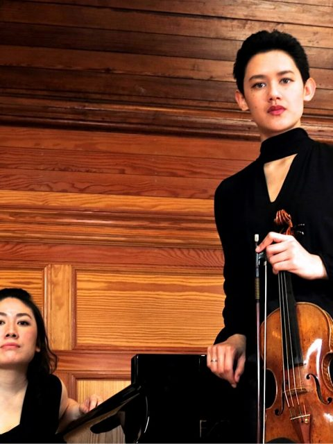 DUO - Kumi Matsuo & Stephanie Childress